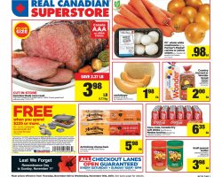 Superstore Flyer November 8 – November 14, 2018