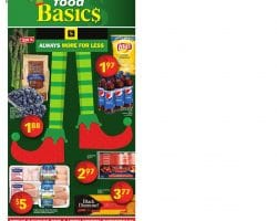 Food Basics Flyer December 13 – December 19, 2018