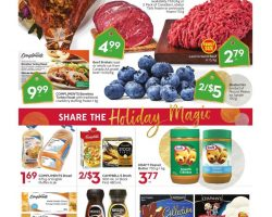 Sobeys Flyer December 6 – December 12, 2018