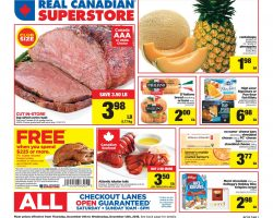 Superstore Flyer December 6 – December 12, 2018